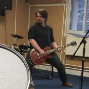 Talented Guitar, Drums, Bass Guitar Tutor in York