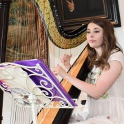 Enthusiastic Music Theory, Keyboard, Harp Teacher in Edinburgh