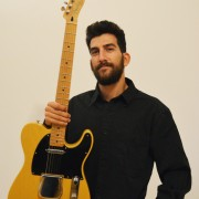 Talented Guitar, Music Theory, Composition Home Tutor in London