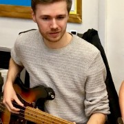 Enthusiastic Guitar, Bass Guitar Private Tutor in Slough