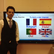 Talented Spanish, Portuguese, French Private Tutor in London